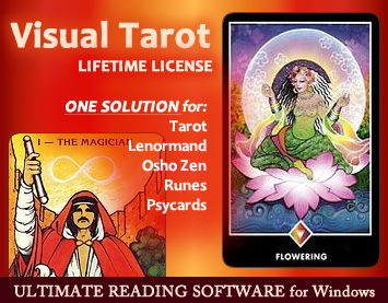 Tarot Program For Beginners - Learn How To Read Tarot Cards Create Spreads